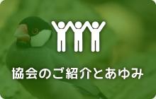 協会のご紹介とあゆみ